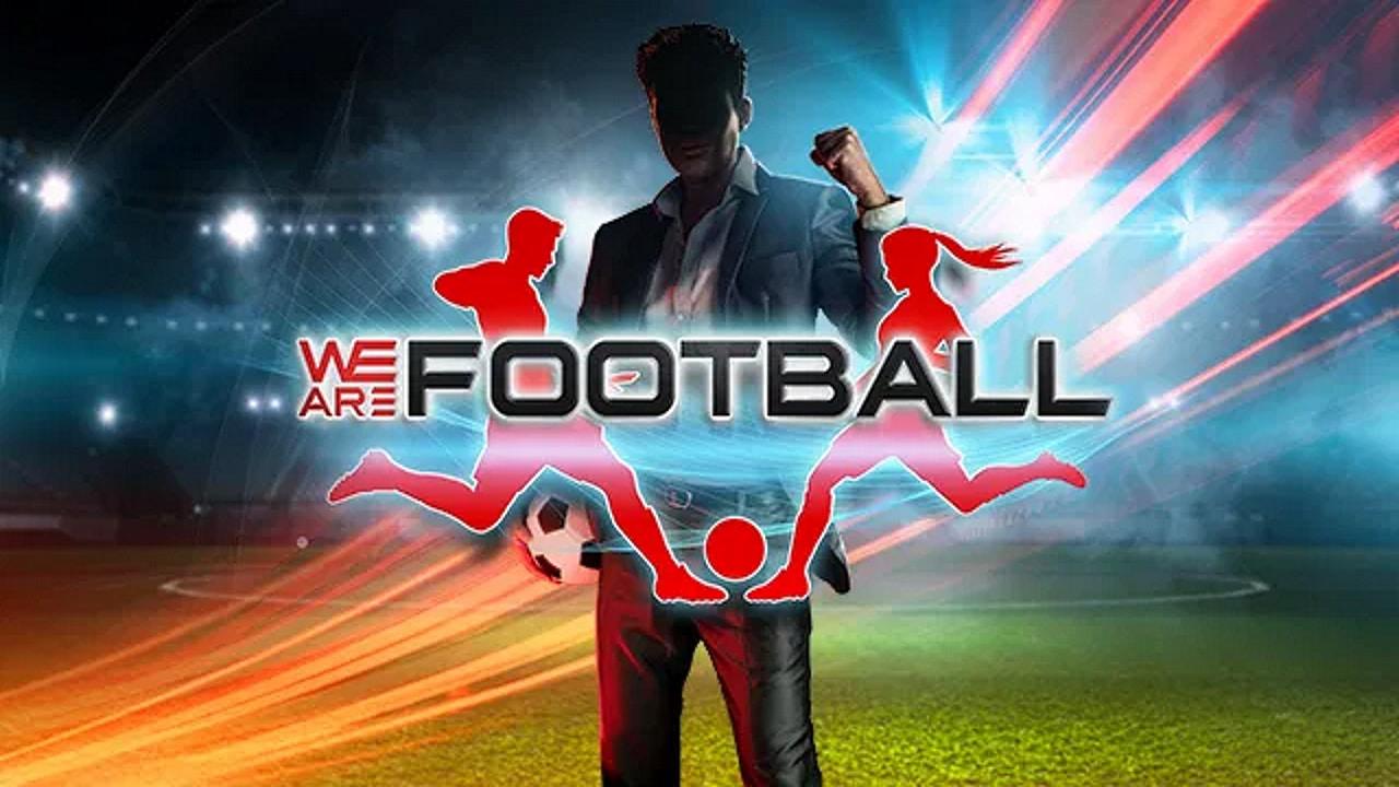 We are Football è disponibile da oggi thumbnail