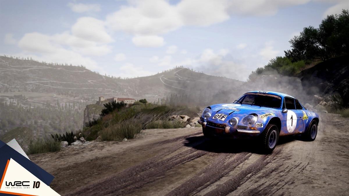 WRC 10 partecipa allo Steam Next Fest thumbnail