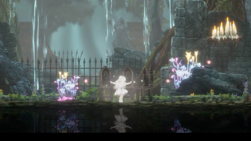 Ender Lilies: Quietus of the Knights PlayStation