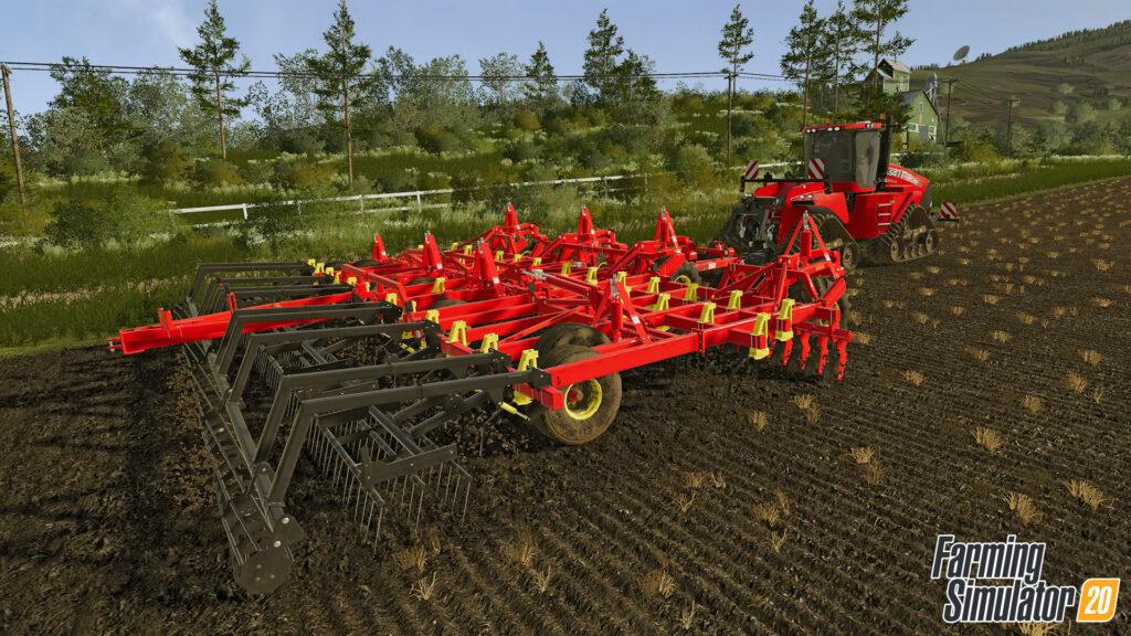 Farming Simulator 20: disponibile il nuovo aggiornamento gratuito
