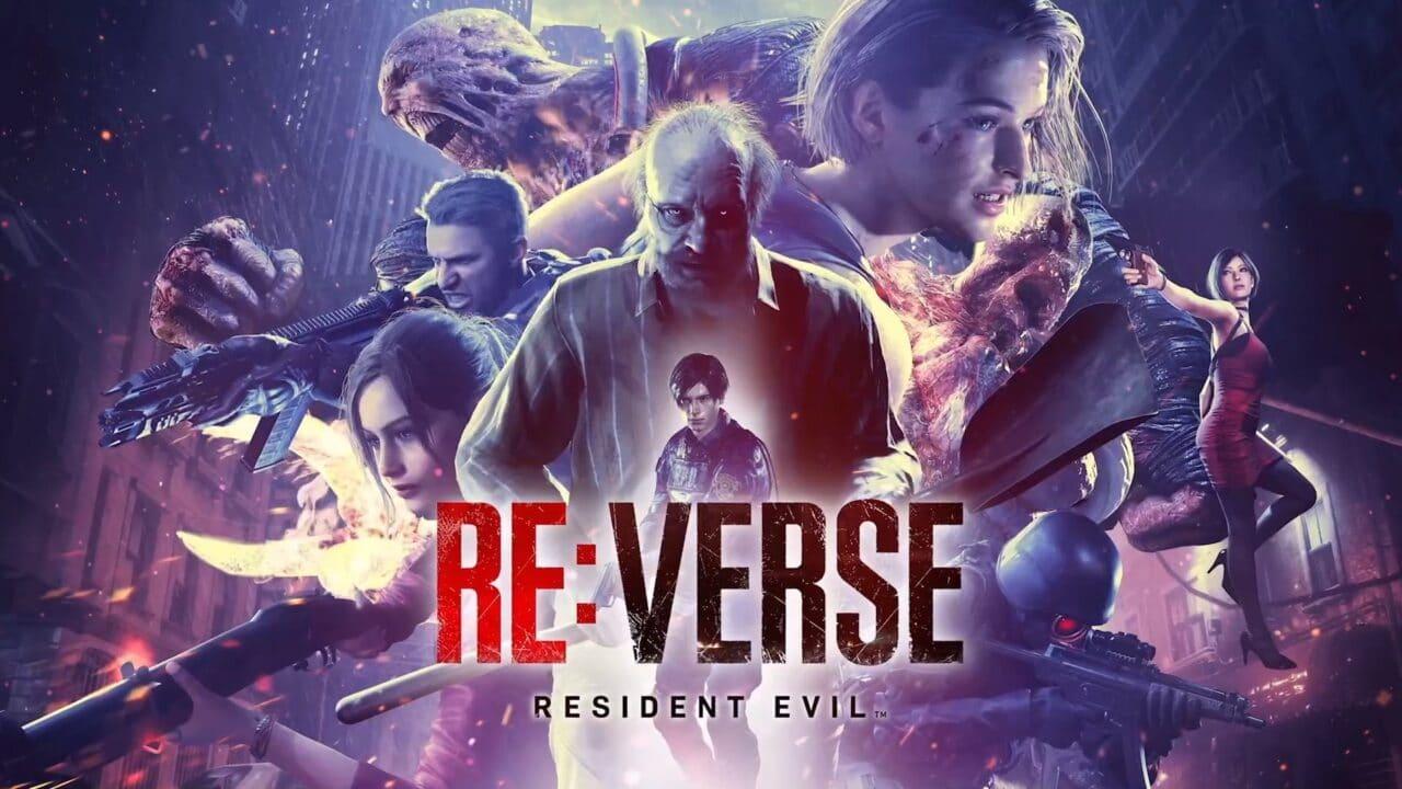 Resident Evil Re Verse: rimandato ufficialmente al 2022 thumbnail