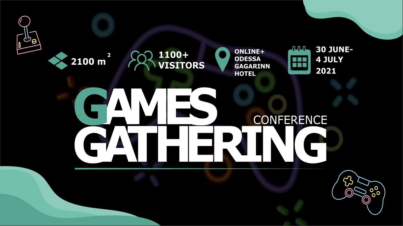 Games Gathering 2021 Odessa: cos'è e perché è importante thumbnail