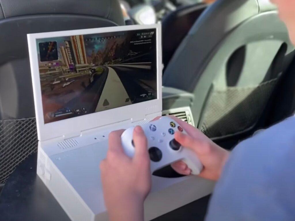 Xbox Series S schermo portatile