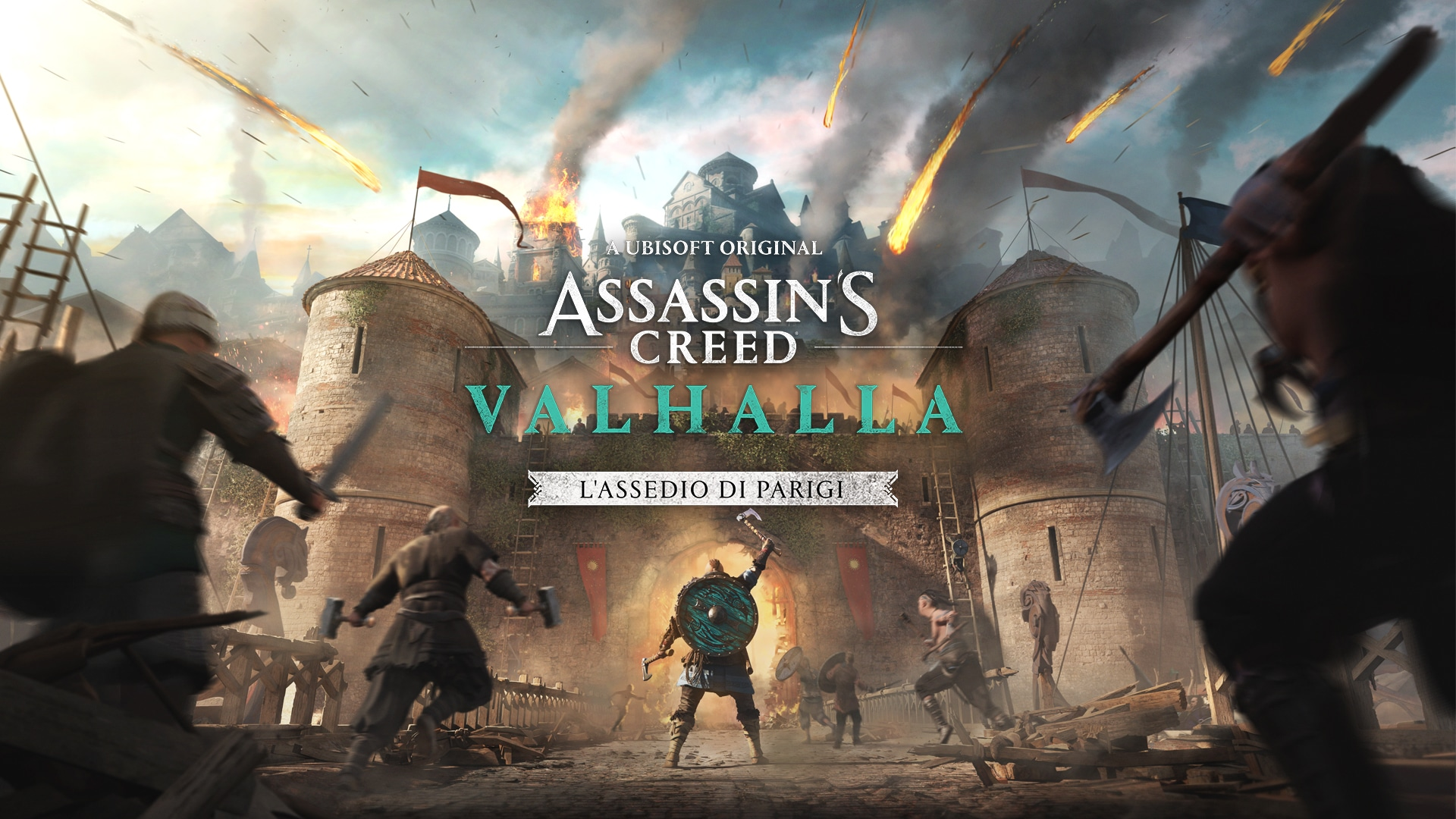 "Assassin's Creed Valhalla: in arrivo l'espansione ""L'Assedio di Parigi"" thumbnail"