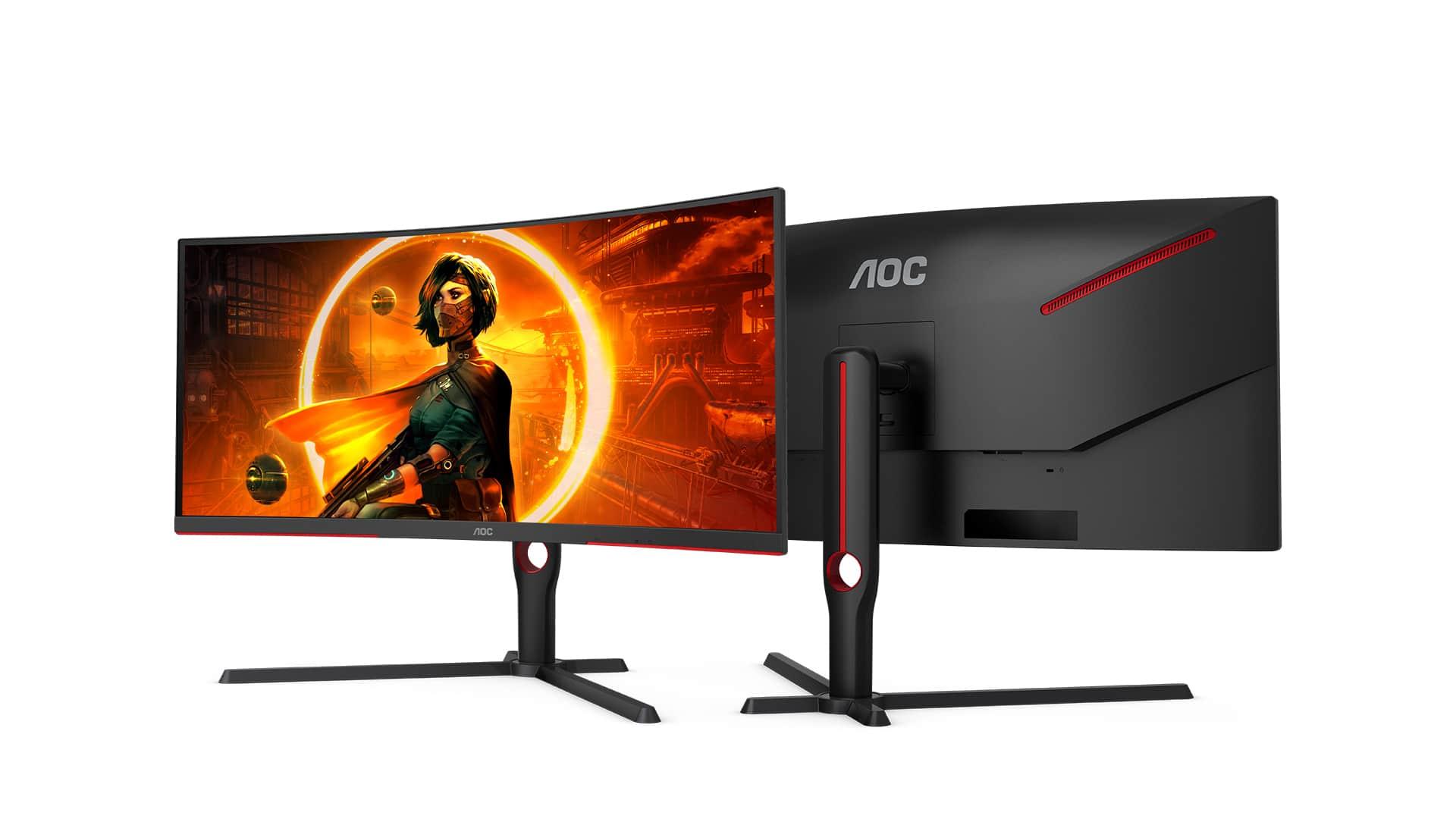 Esperienza di gaming ultra immersiva con i nuovi monitor AOC thumbnail