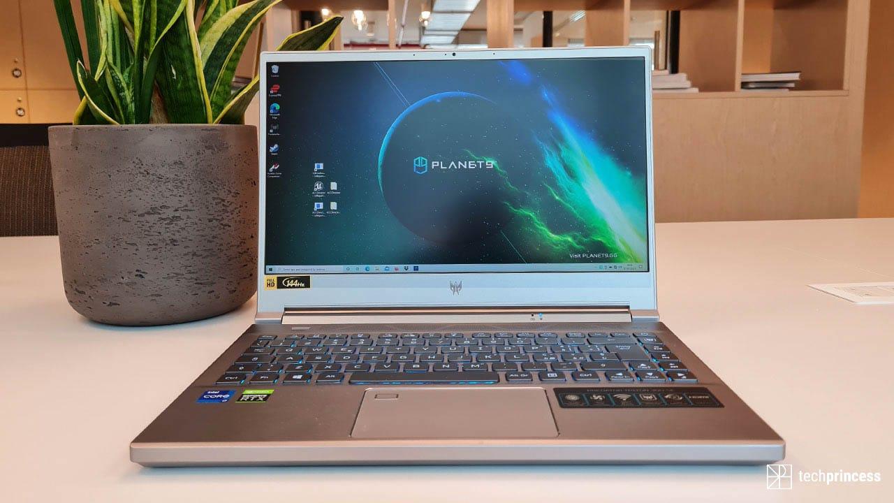 La recensione di Acer Predator Triton 300 SE. Un notebook elegante con una NVIDIA GeForce RTX 3060 Max-Q thumbnail