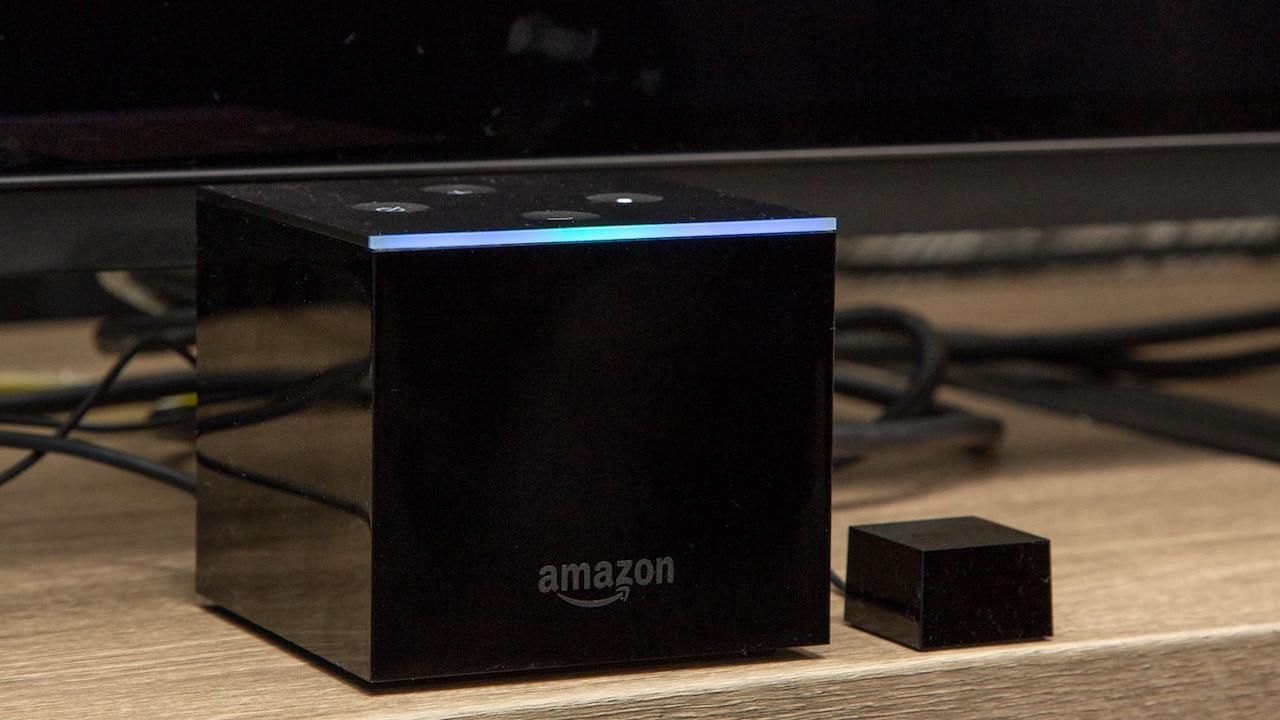 Ora Amazon Fire TV Cube supporta Zoom thumbnail