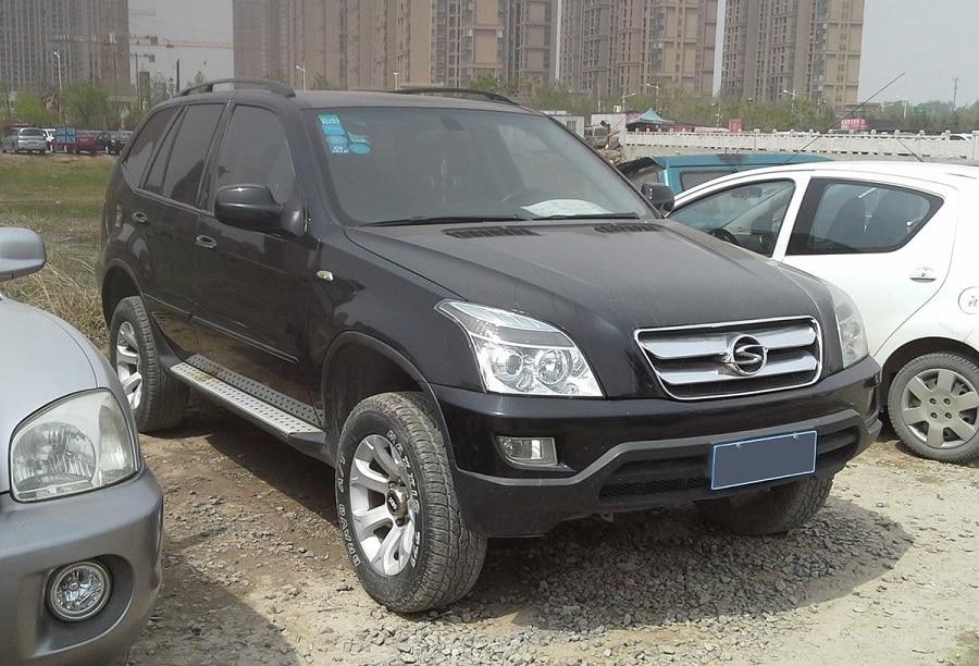 Auto cloni Shuanghuan CEO frontale
