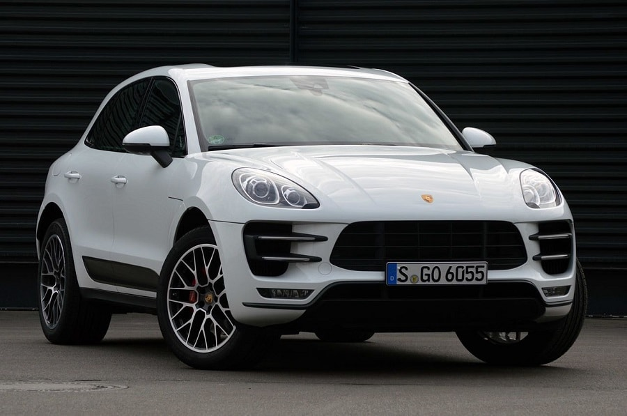 Auto cloni cinesi Porsche Macan