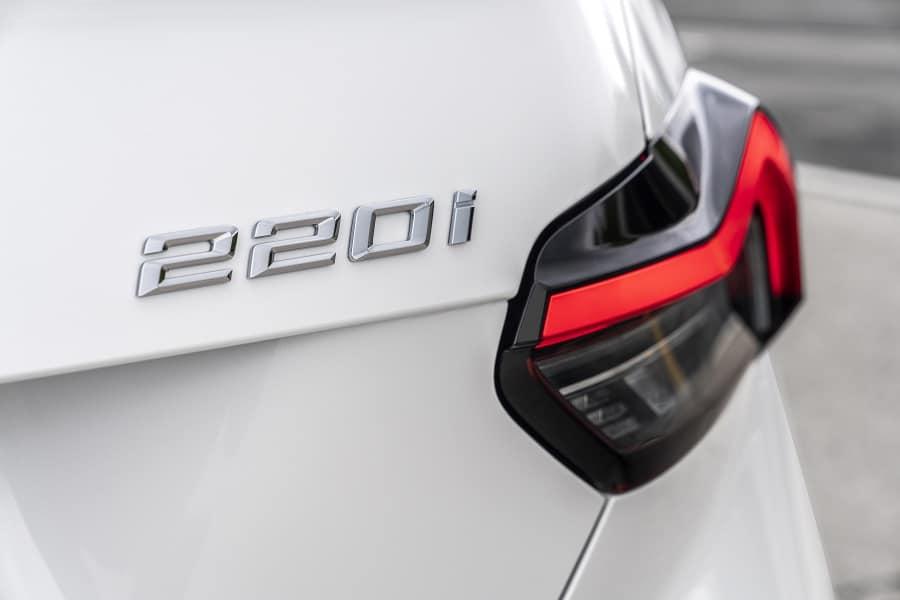 nuova BMW Serie 2 Coupé 220i