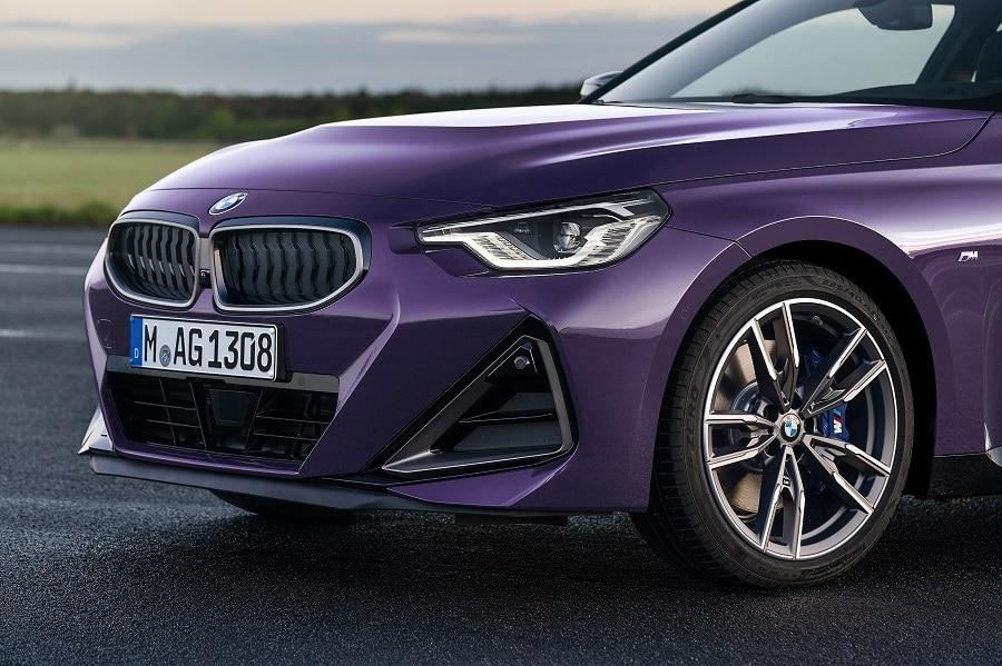 BMW Serie 2 Coupé frontale
