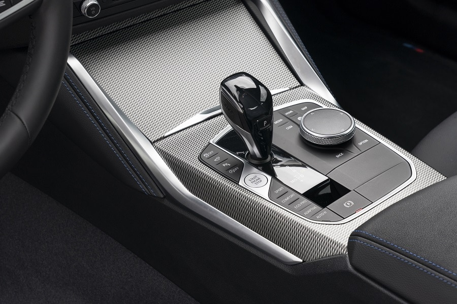 BMW Serie 2 Coupé plancia