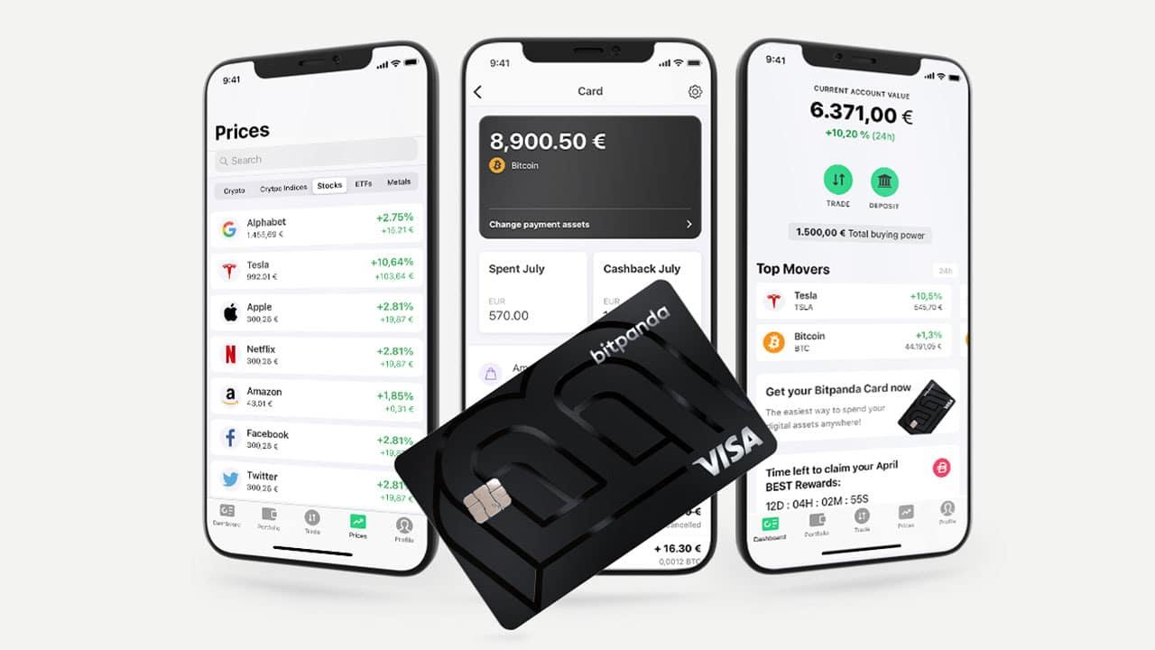 Bitpanda: come funziona l'app per investire in azioni e Bitcoin? thumbnail