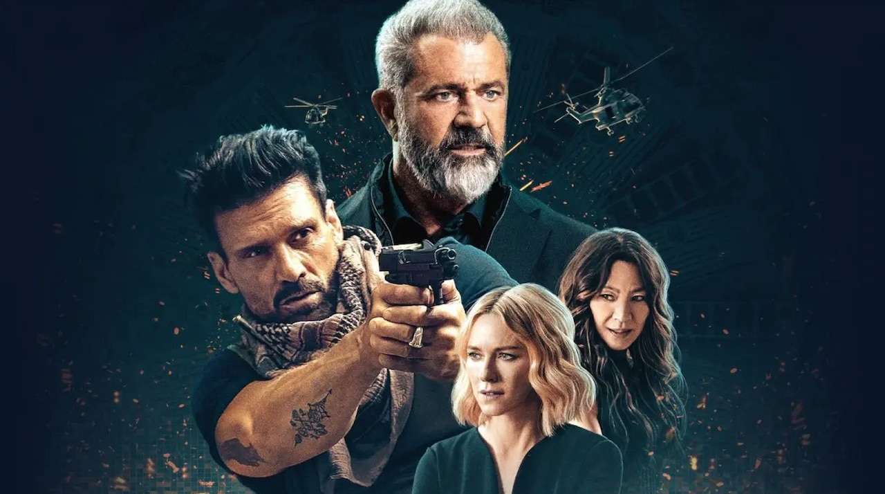 Boss Level: com'è il film con Frank Grillo, Mel Gibson e Naomi Watts thumbnail