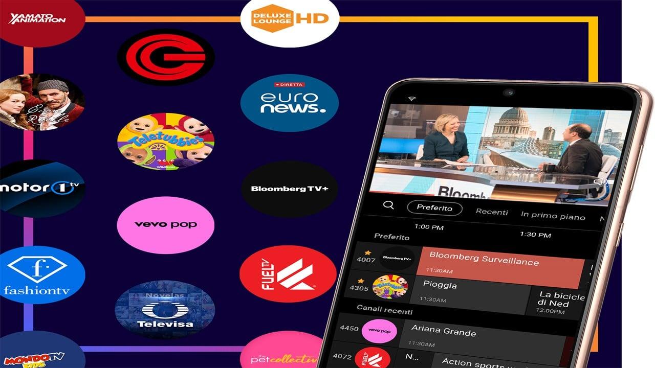 CG TV sbarca su mobile grazie all'applicazione Samsung TV Plus thumbnail