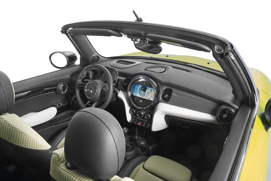 Cabrio economiche MINI cabrio interni