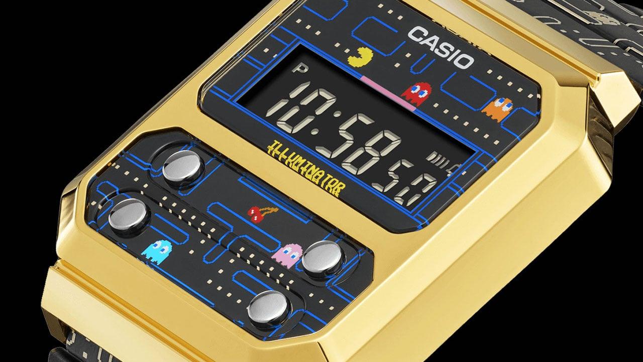 Casio dedica un orologio a Pac Man thumbnail