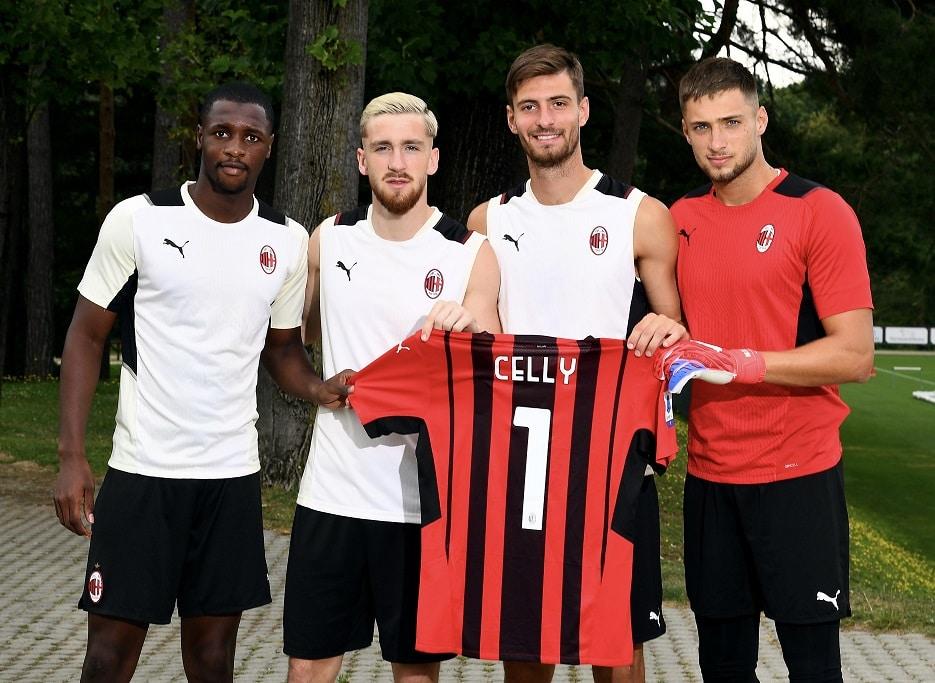AC Milan sigla una partnership con Celly thumbnail