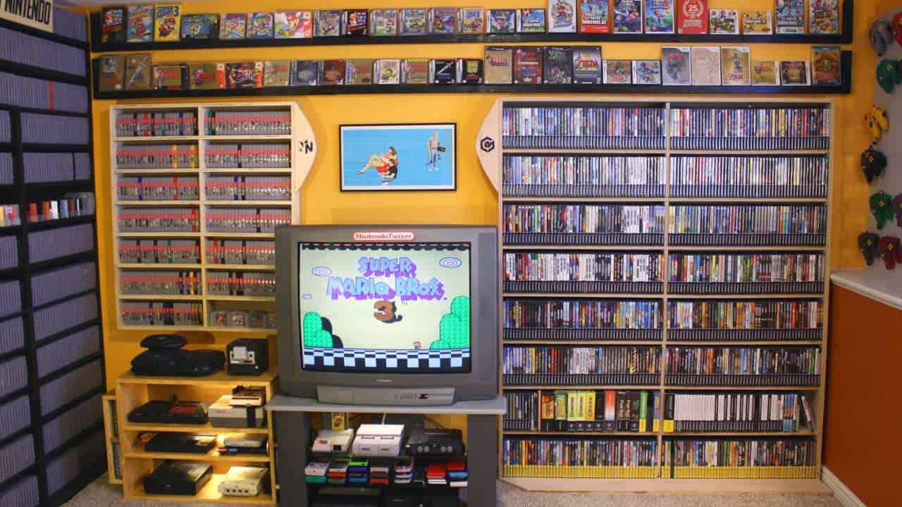 Linda Guillory: la collezione da oltre 4.000 console thumbnail