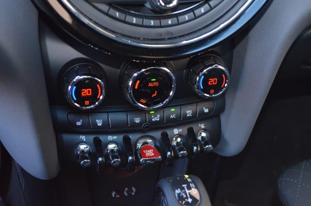 Consigli viaggio auto clima automatico 20 gradi