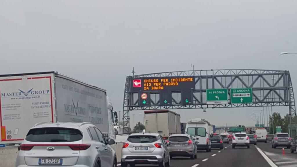 Consigli viaggio auto traffico bologna