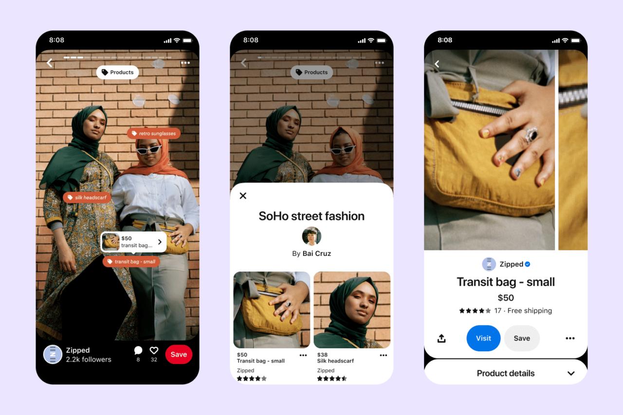 Pinterest: nuove opportunità di guadagno per i creatori di contenuti thumbnail
