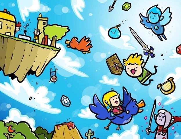 The Legend of Zelda: Skyward Sword HD variant cover Sio