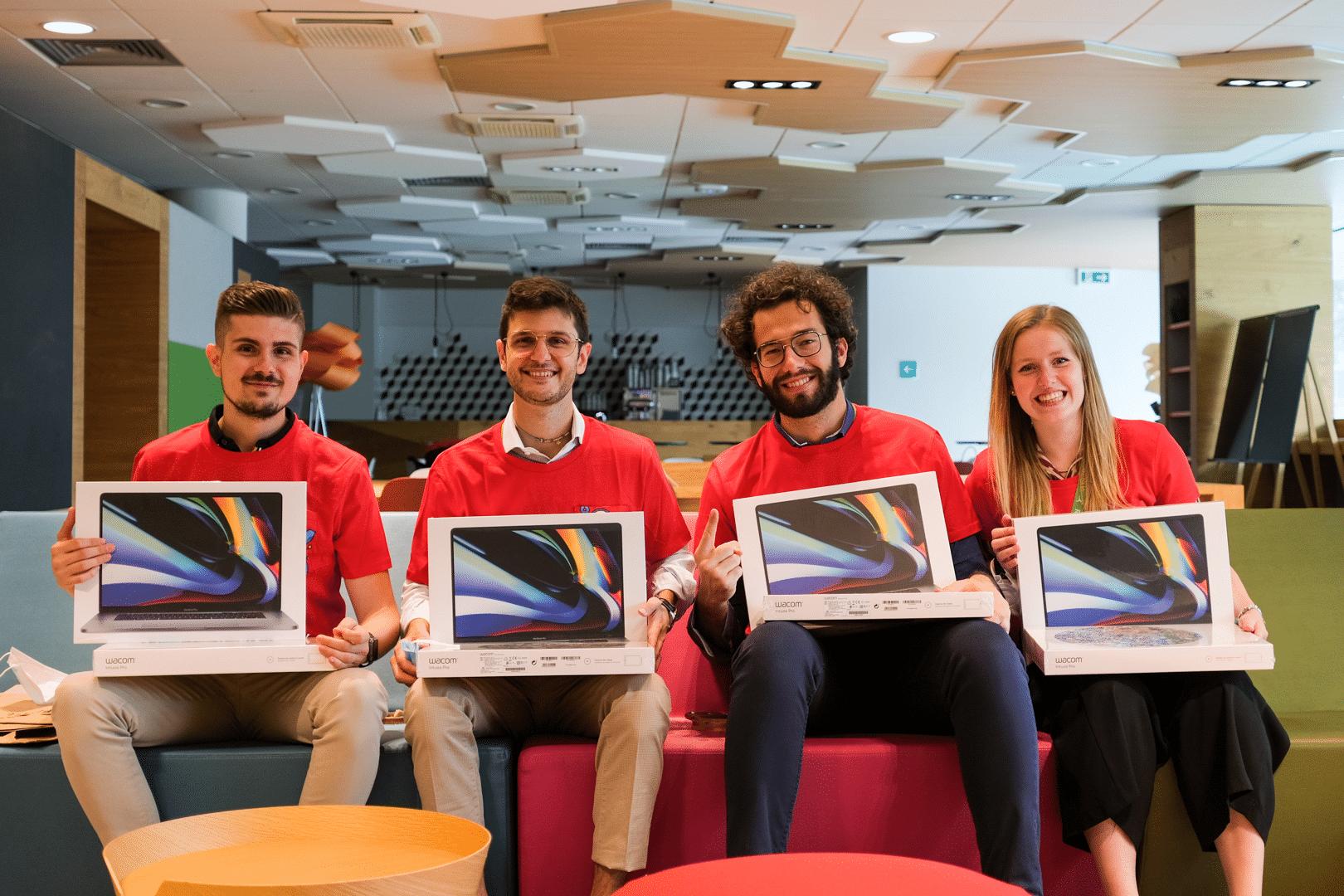 Politecnico di Milano: un team di studenti vince la Reply Creative Challenge 2021 thumbnail