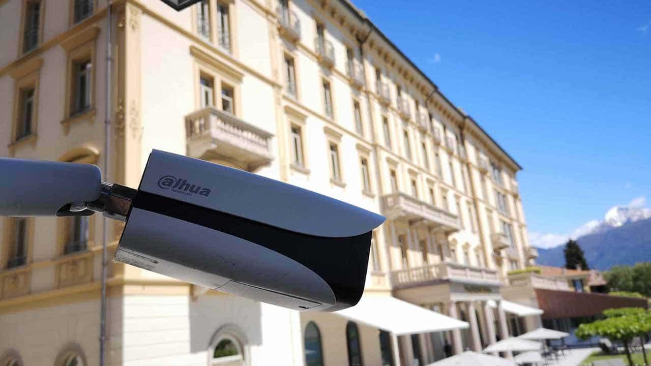 Dahua Technology: sicurezza di lusso al Grand Hotel Victoria sul Lago di Como thumbnail
