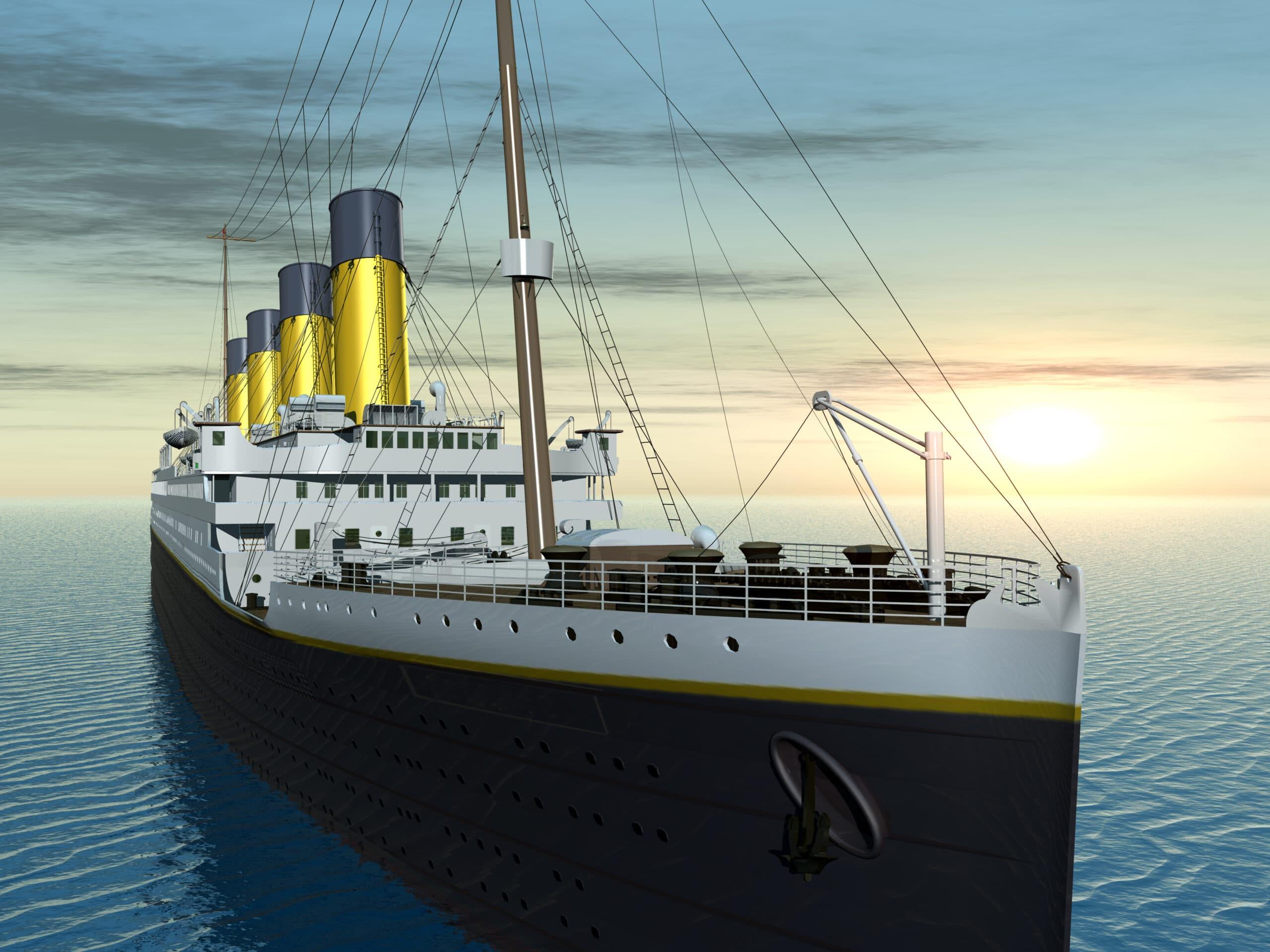 Titanic: adesso si può visitare il relitto del celebre transatlantico thumbnail