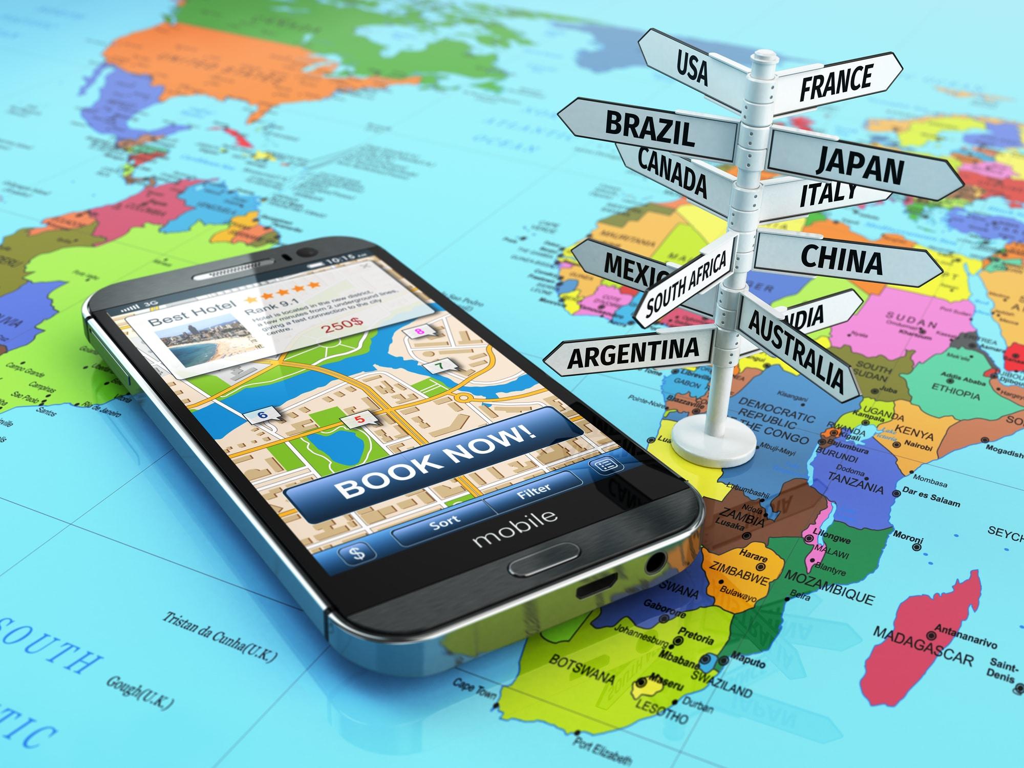 L'importanza della tecnologia nel turismo e nel settore alberghiero thumbnail