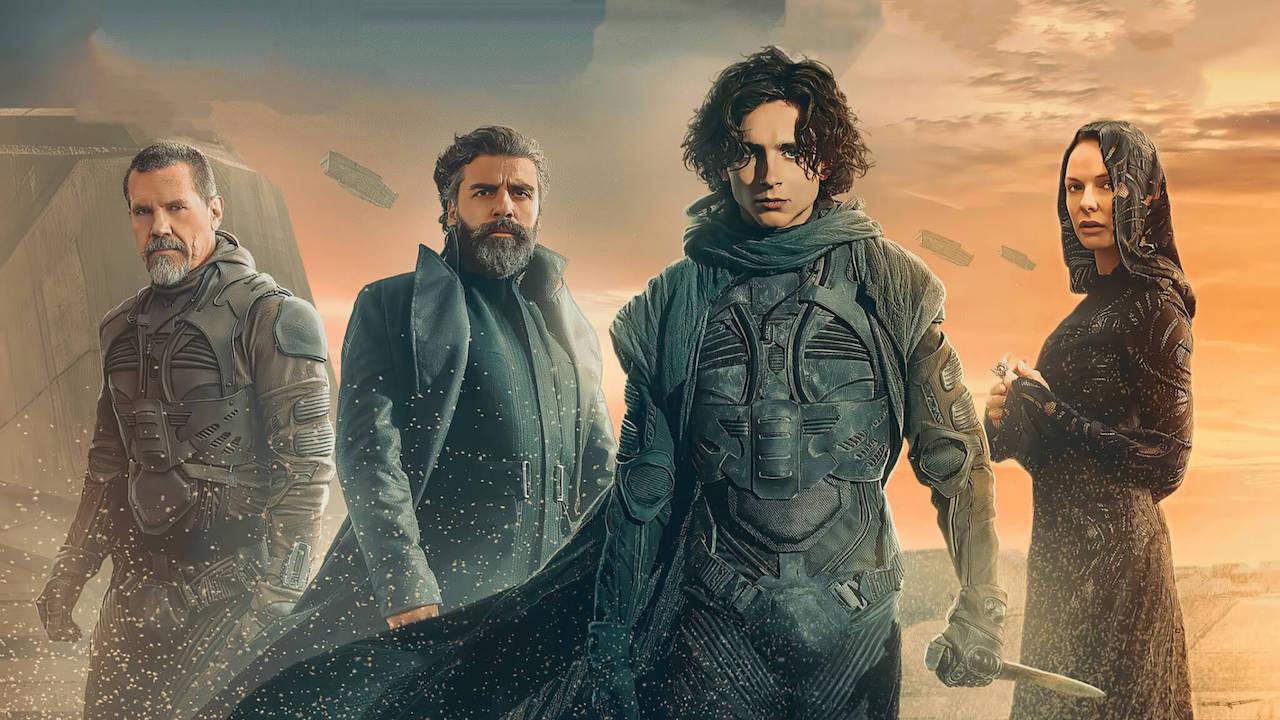 Dune: il poster italiano del film di Denis Villeneuve con Timothée Chalamet thumbnail
