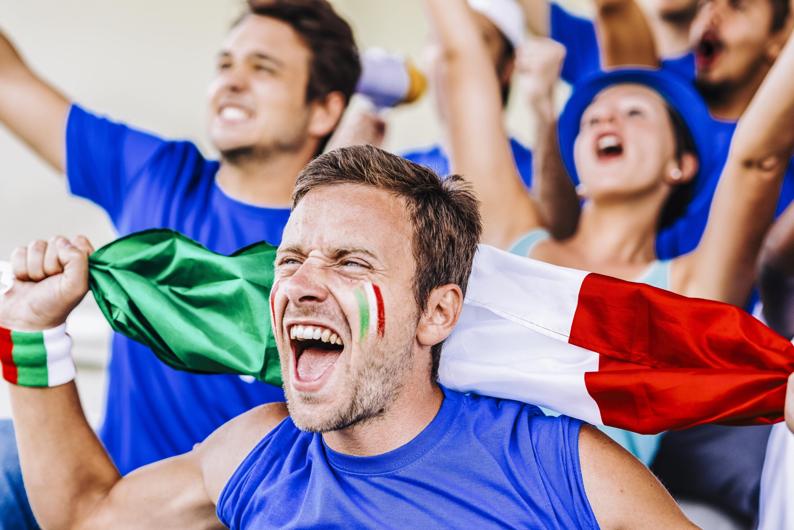 Europei di calcio: boom di ricerche per la maglia dell'Italia su Amazon thumbnail