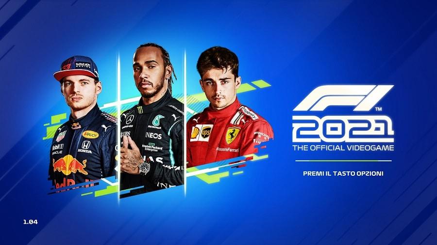 F1 2021 recensione apertura