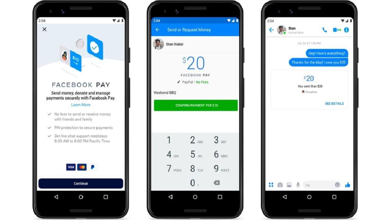 Facebook Pay si estende ai rivenditori online thumbnail