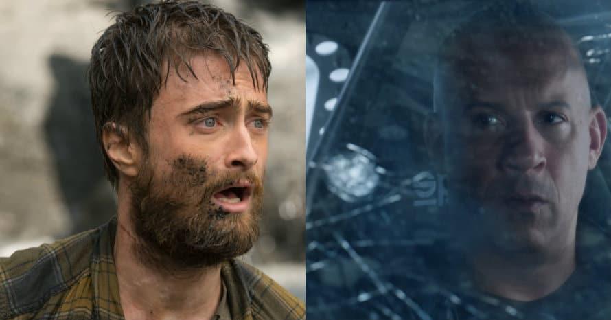 Daniel Radcliffe Fast & Furious