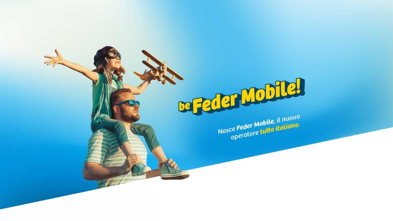 Feder Mobile, tutte le offerte del nuovo operatore virtuale italiano thumbnail