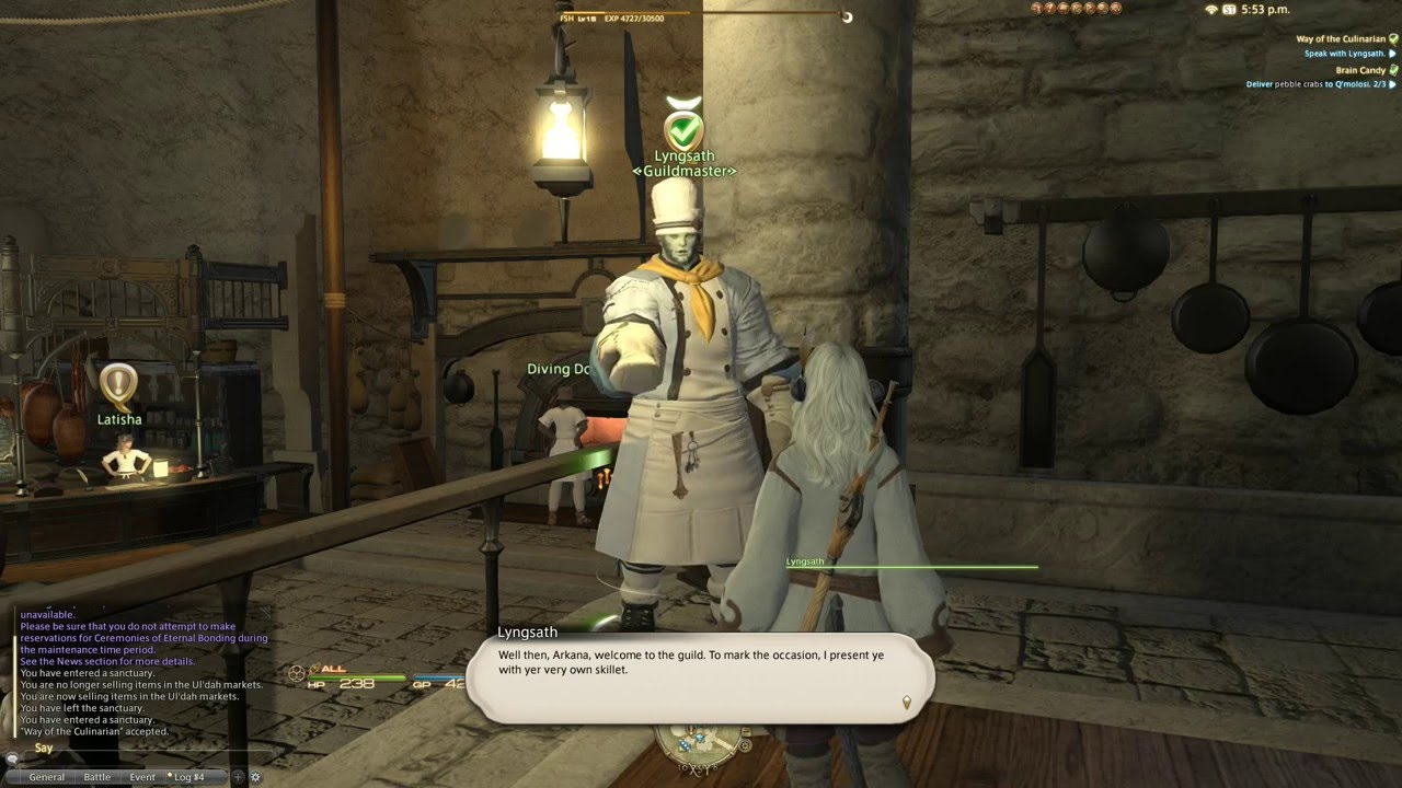 Arriva il libro di ricette di Final Fantasy 14 thumbnail
