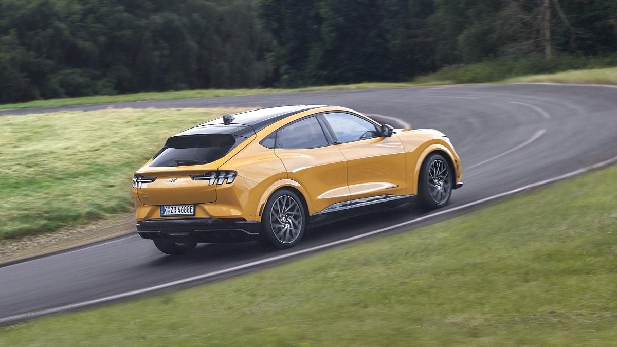 Ford Mustang Mach-E GT: ordini aperti in Europa thumbnail