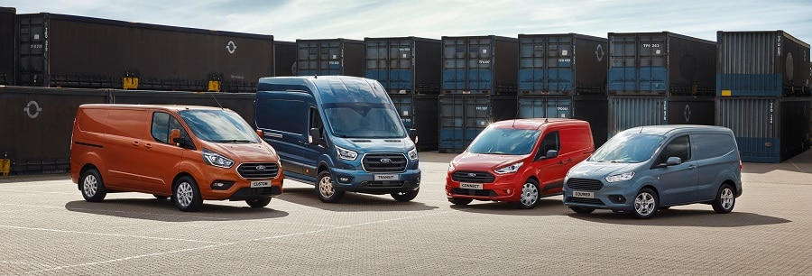 Ford tourneo custom plug-in famgilia transit