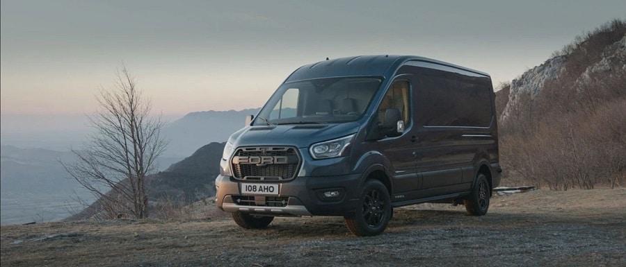 Ford tourneo custom plug-in transit