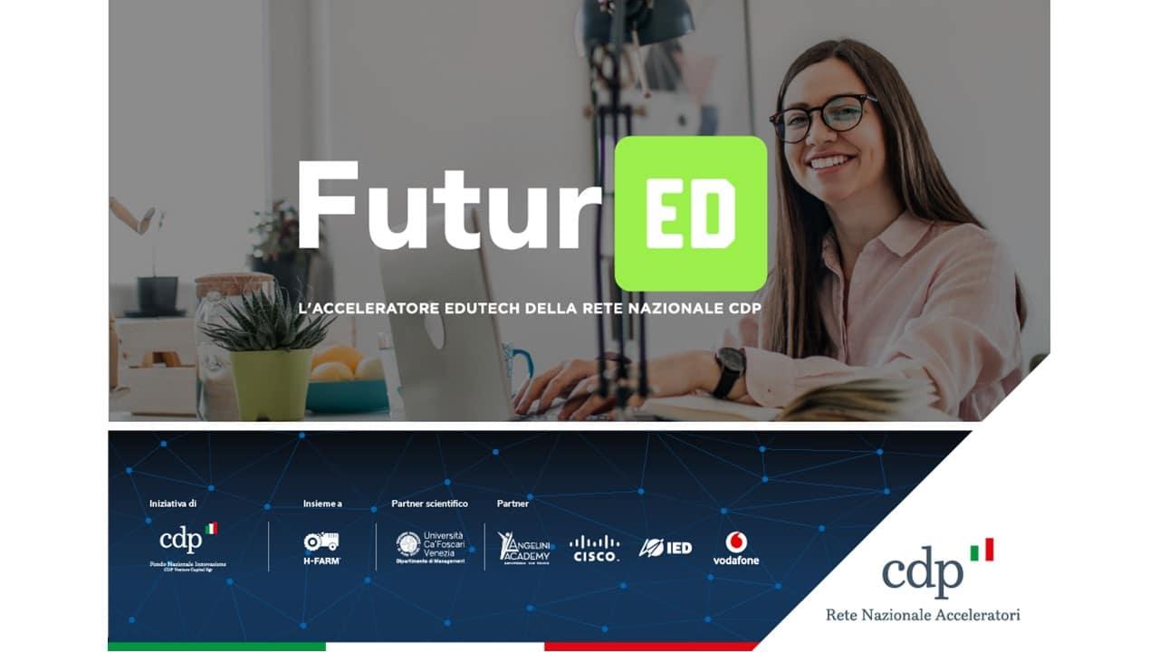FuturED, nasce l'acceleratore di startup nel campo dell'educazione e la formazione thumbnail