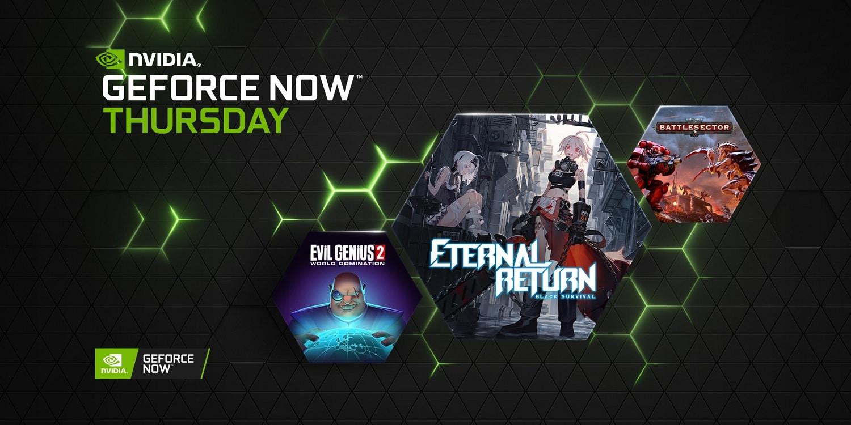 GeForce Now, oltre 700 giochi in saldo e 36 titoli in arrivo a luglio thumbnail