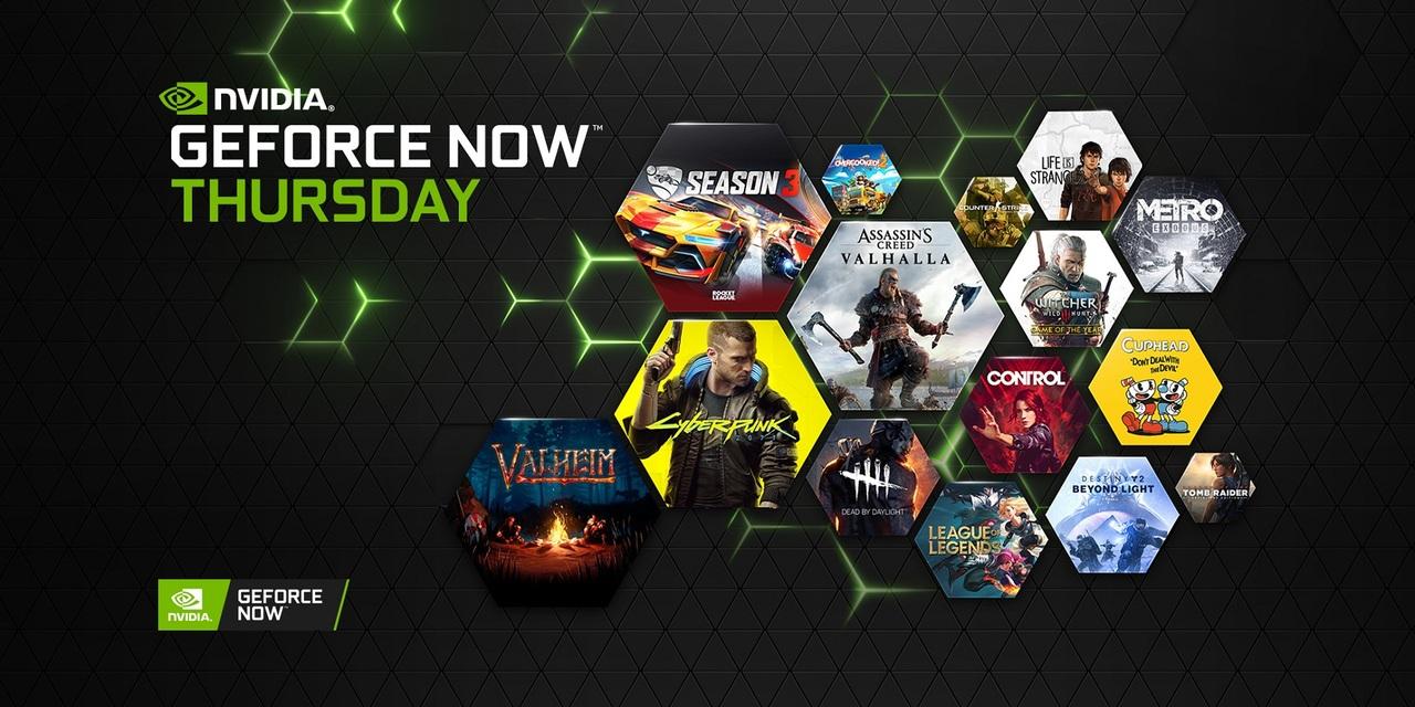 GeForce Now festeggia il traguardo dei 1000 giochi disponibili thumbnail