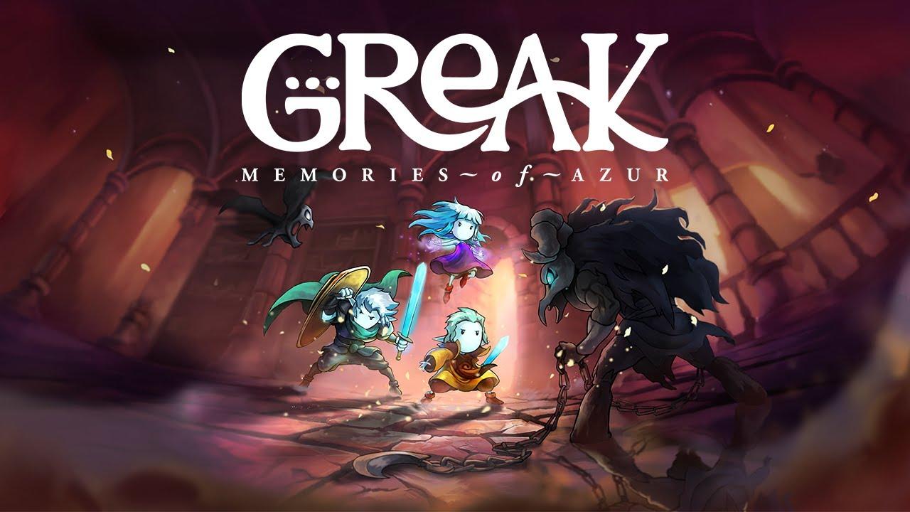 Greak Memories of Azur: le nostre prime impressioni sulla demo thumbnail