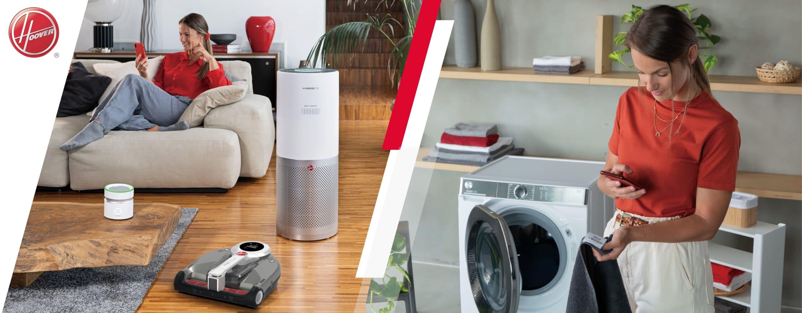 Hoover: l'attenzione al benessere nella pulizia e nel lavaggio thumbnail