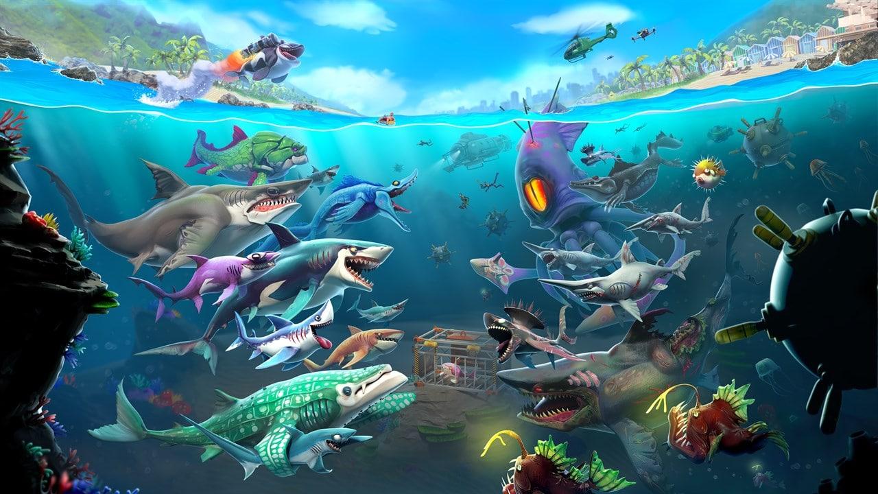 Hungry Shark: contenuti aggiuntivi per la Shark Week thumbnail
