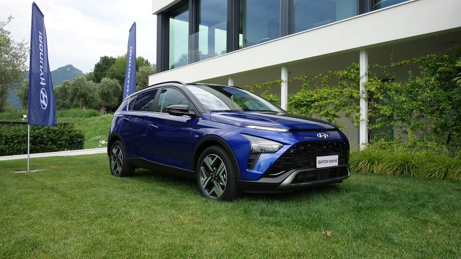 Hyundai Bayon apertura
