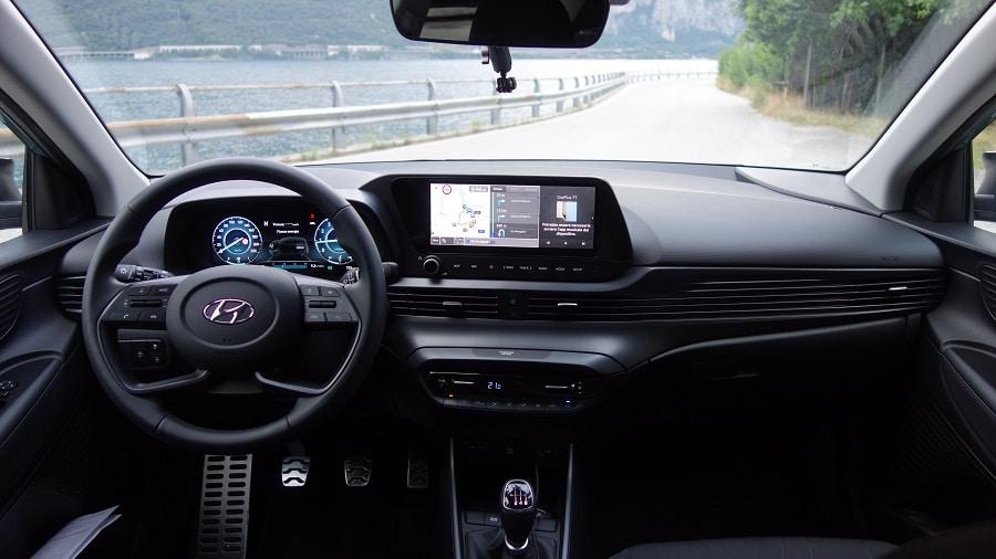 Hyundai Bayon interni