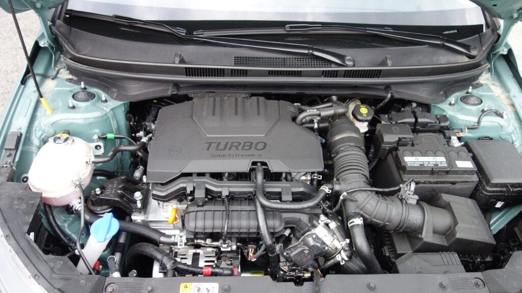 Hyundai Bayon motore 1.0
